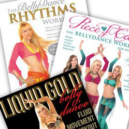 belly dancing workouts